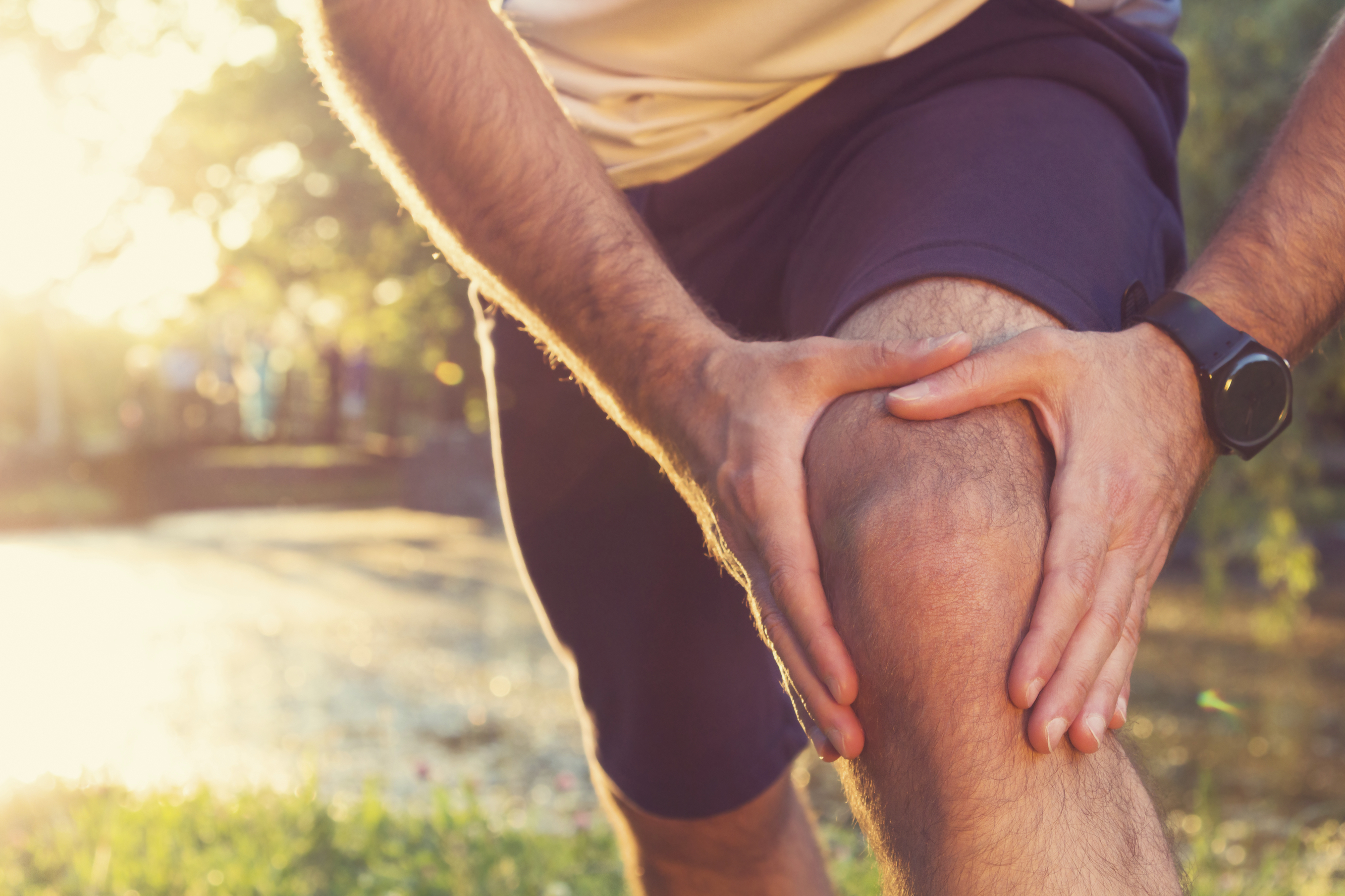 A knee injury that can be resolved by a knee surgeon in Manchester